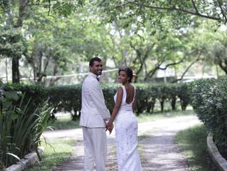 Casamento no campo Gabi e Jhon
