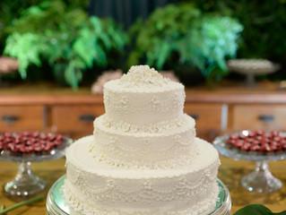 Bolo de casamento - qual seu favorito?