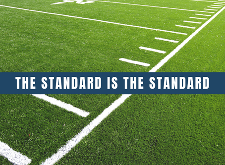 The Standard is the Standard