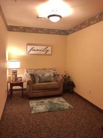 Visitor Lounge