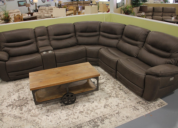 Tahoe Power Reclining Sectional