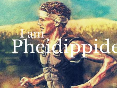 I am Pheidippides