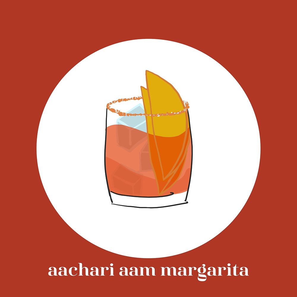 mango margarita, alcohol, quanrantini, cocktails, whiskey, gin, old monk, recipes, tequila, margarita, south asian, desi cocktail, relax, lifestyle blogger, south asian blogger, desi influencer