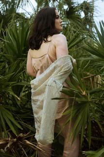 Modeled by Caroline Vandiver, Photography by Riley Brennan