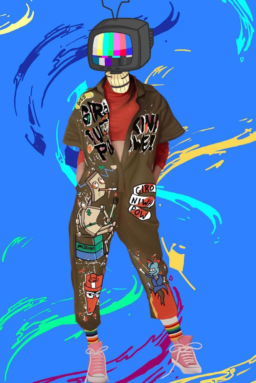 fashion, funky, indowestern, fashion