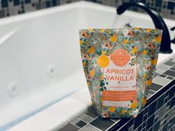 Apricot Vanilla Scentsy Soak