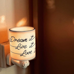 Dream it, Live it, Love it warmer