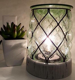 Country Light Lampshade Warmer