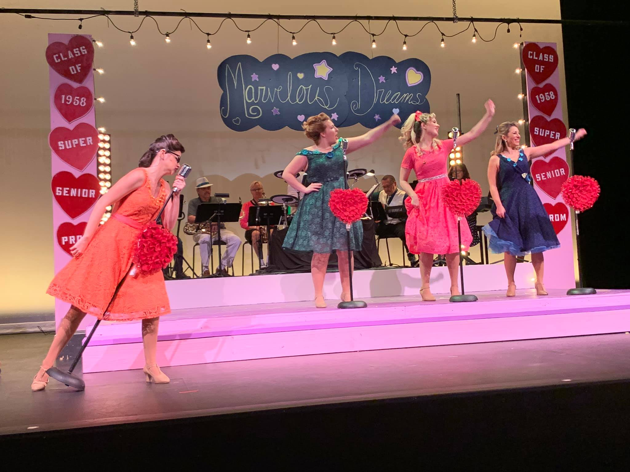 Marvelous Wonderettes