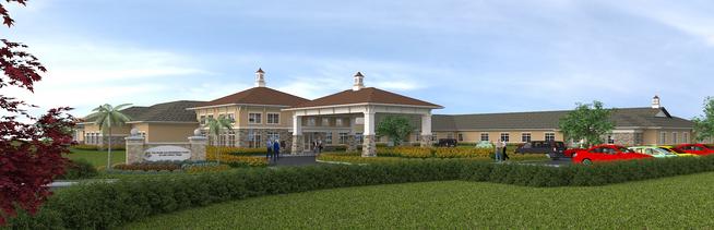 Health & Rehab Center Center at Lake Gibson Village