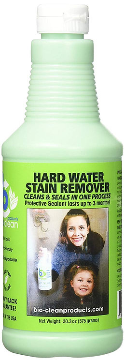 Bio-Clean hard water stain remover