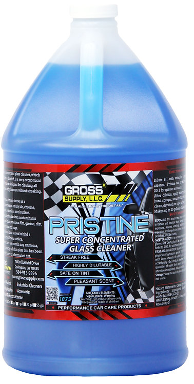 Pristine - Concentrated Glass Cleaner