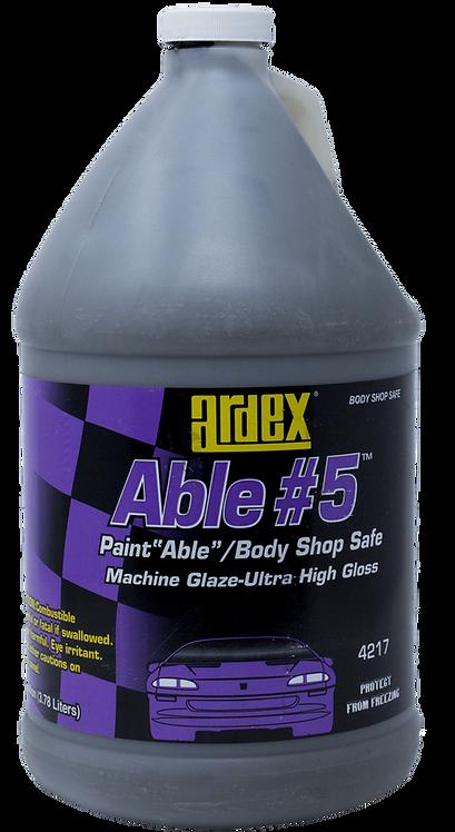Able #5 - Machine Glaze