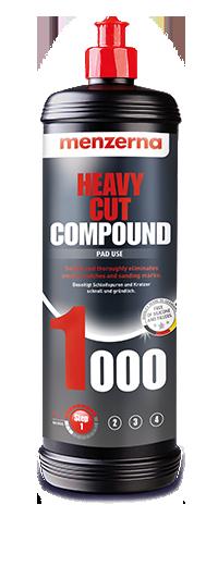 Menzerna Heavy Cut Compound 1000
