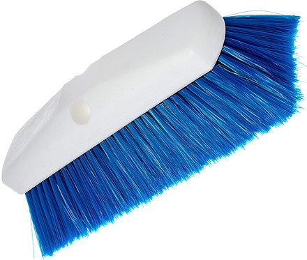Flagged nylex truck wash brush