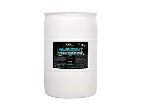 Blackout- Black Streak Remover