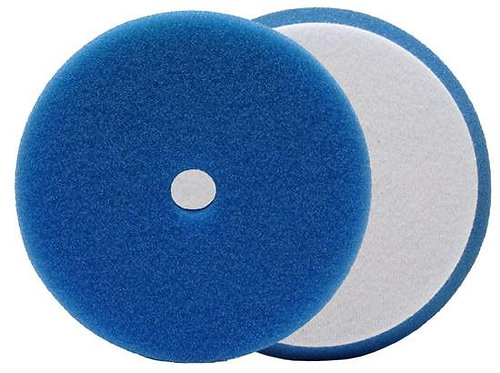 "Buff and Shine 6"" Uro-Tec™ Coarse Blue Heavy Cutting Foam Pad"