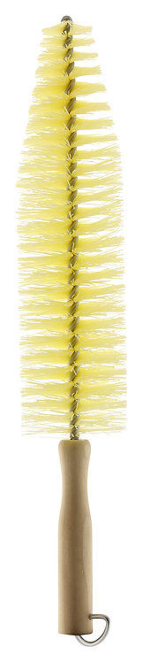Cone-style spoke brush