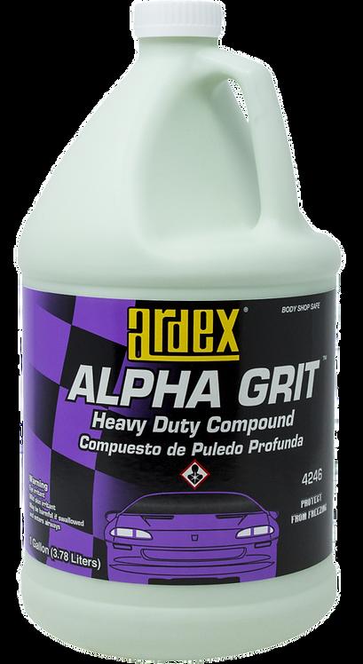 Alpha Grit- HD compound