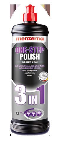 Menzerna One-Step Polish 3 in 1