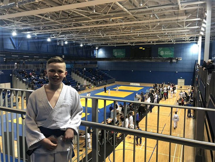 Club Success at the National Indoor Arena in Dublin!