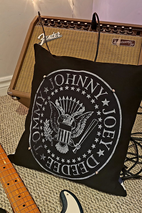 Up-Cycled Ramones T-Shirt