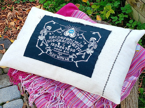 Ouija Board Patch Cover