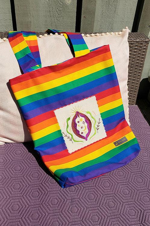 Sacred Vagina Tote Bag