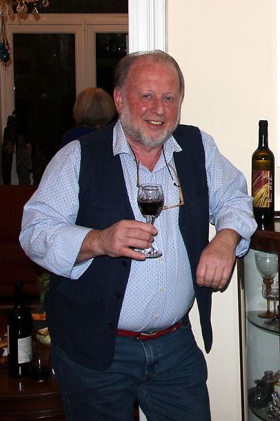 Jean-Marie De Pauw ontwierp de etiketten Domein Pot de Vin