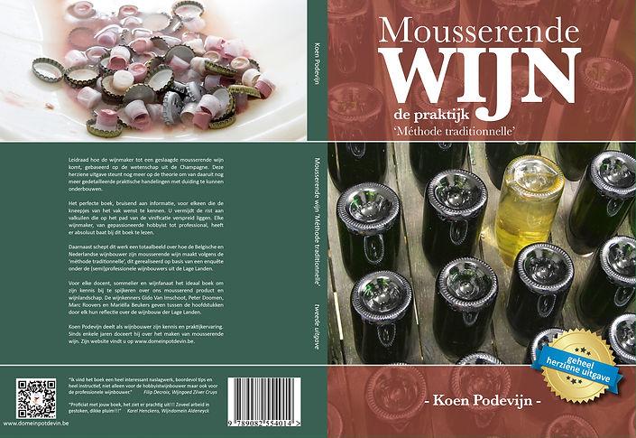 Wikkel Boek mousserende wijn