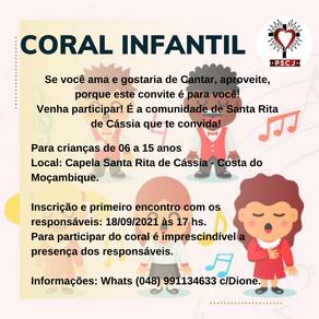 Coral Infantil