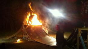 Bakesale beim Burning Ramp Festival