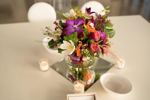 Bouquet de flor de temporada
