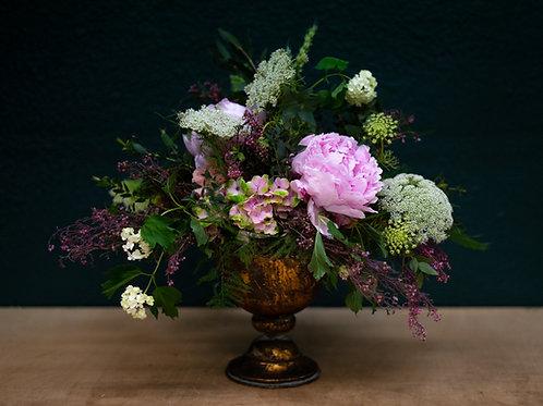 Centro flores de temporada