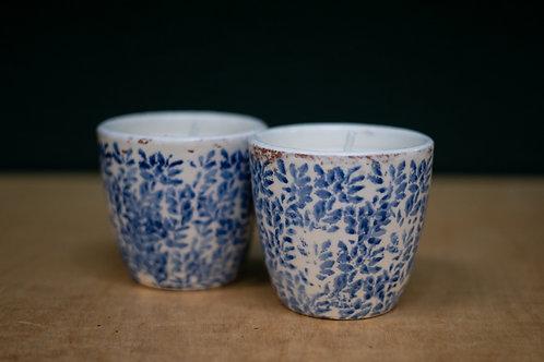 Vela cerámica