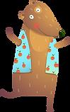 Niedźwiedź kreskówki