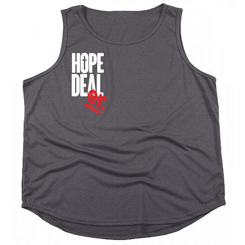 HOPE Dealer Gray Tank