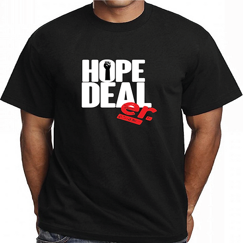 Black BLM HOPE Dealer