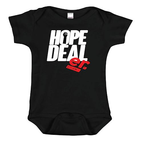 BLM HOPE Dealer Baby Onesie