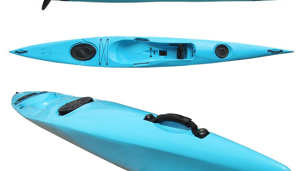 Onwind vit surfski, för omgående leverans