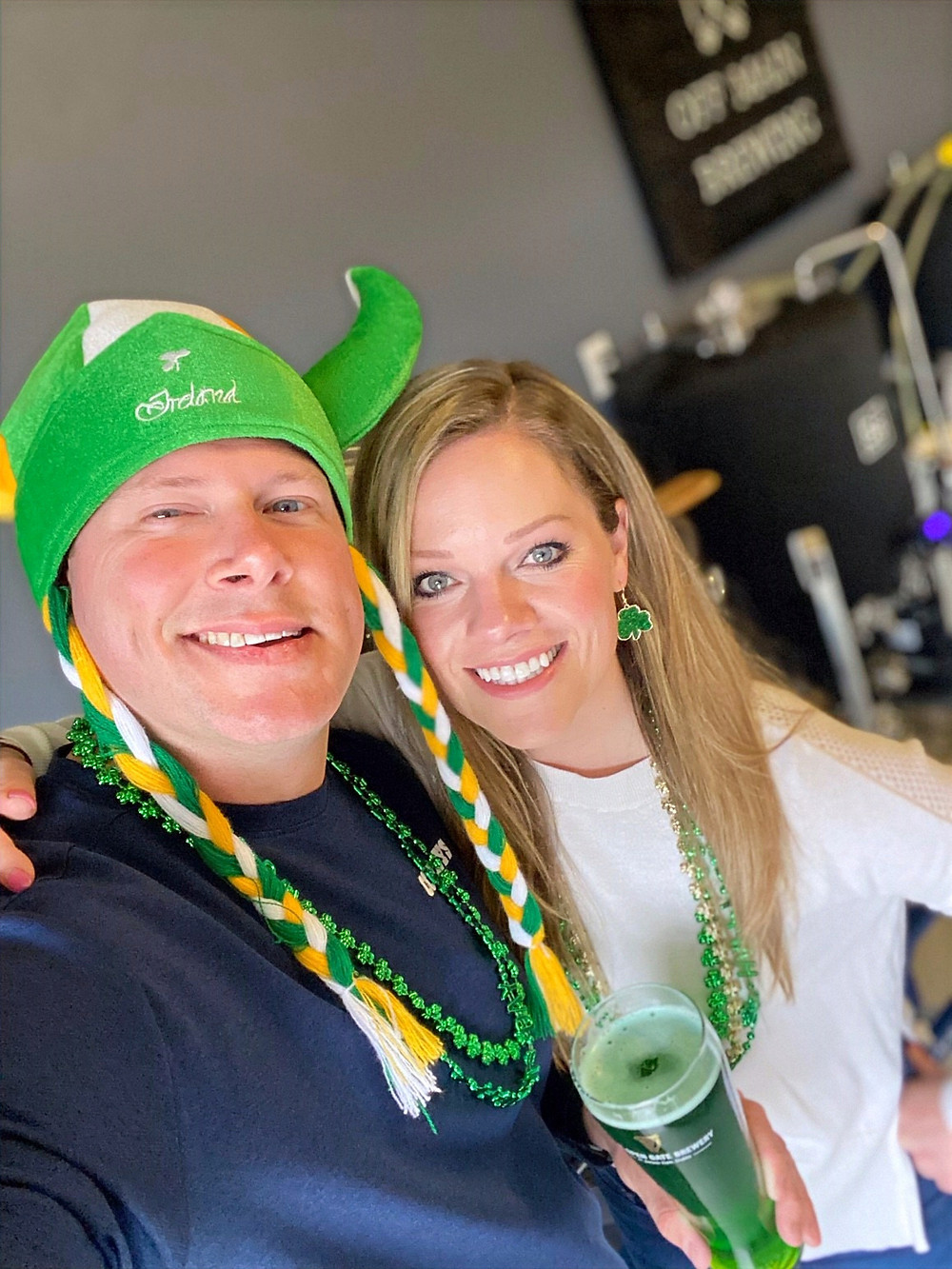 off main brewing | saint patrick's day | what to wear