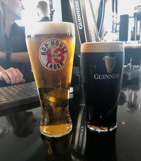 off main brewing | craft beer in barcelona and dublin | hop house 13 and guinness