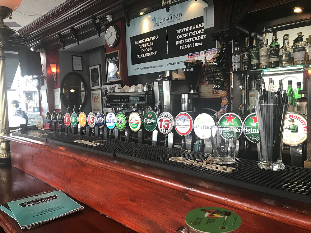 off main brewing | craft beer in barcelona and dublin | norseman