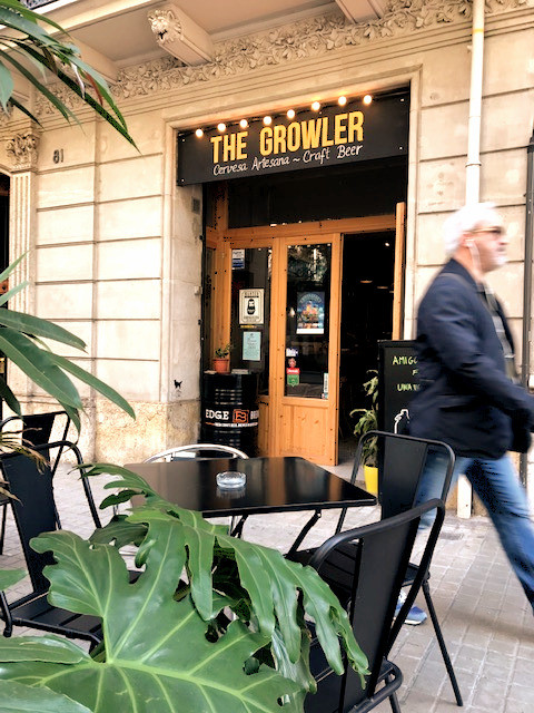 off main brewing | craft beer in barcelona and dublin | the growler