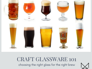 Craft Brewpub Glassware 101
