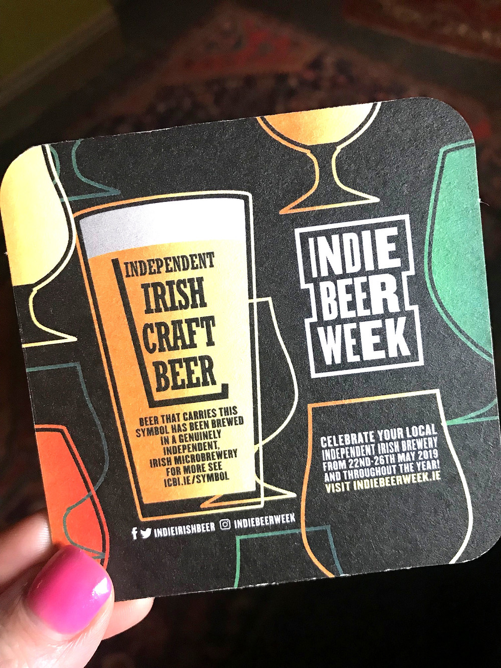 off main brewing | craft beer in barcelona and dublin | independent irish craft beer seal