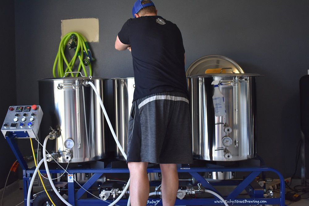 Off Main Brewing | Big Brew Day 2019 | Alpha Ruby Brewhouse