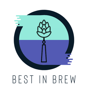 hoppy life marketing best in brew trophy badge