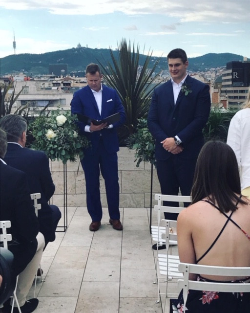 off main brewing | craft beer in barcelona and dublin | officiating wedding