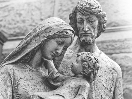 Prayer of Consecration to the Holy Family